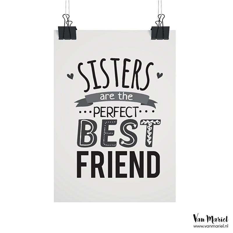 A6 | Sisters are the perfect best friend