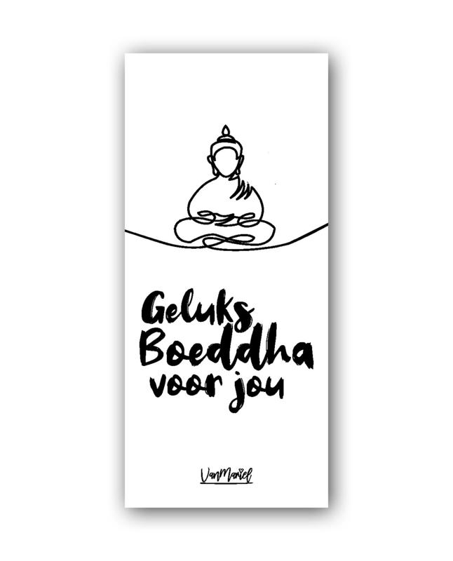 Kadolabel   Geluks Boeddha