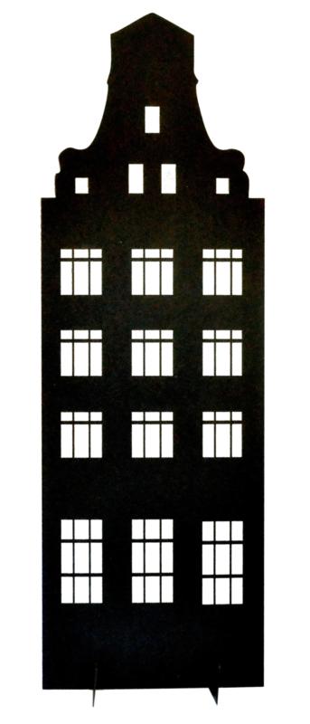 Huisje (klokgevel) 34 cm