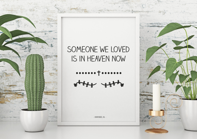 A6 | Someone we loved