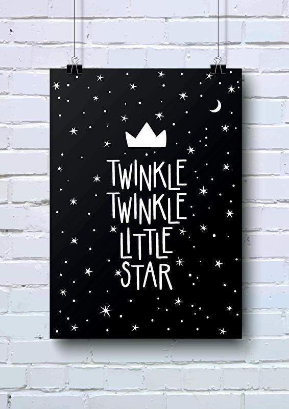 A4 | Twinkle twinkle little star