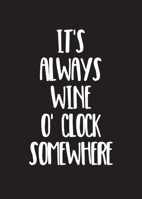 A5 | Wine o'clock