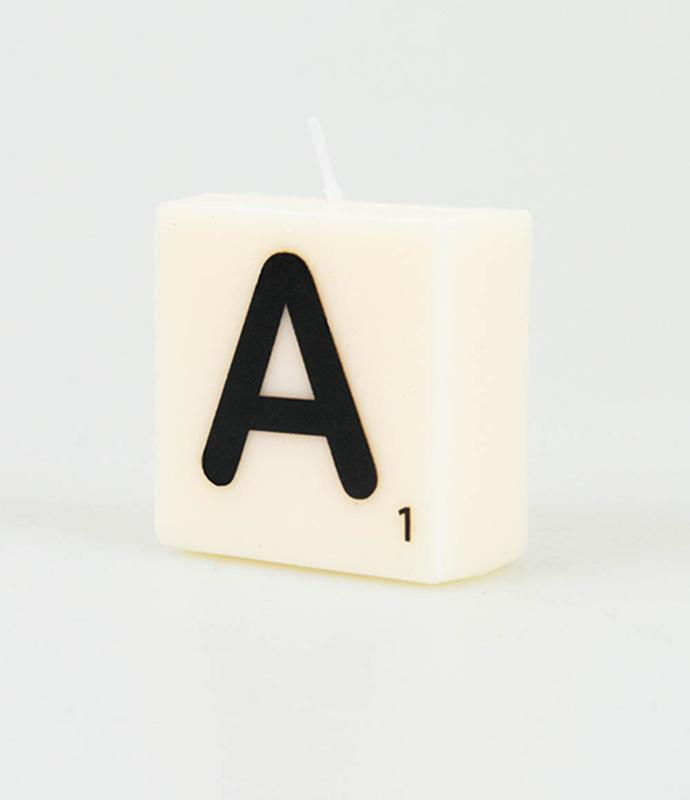 Letterkaars - A