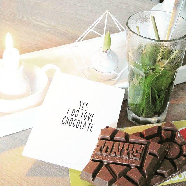 A6   Yes, i do love chocolate