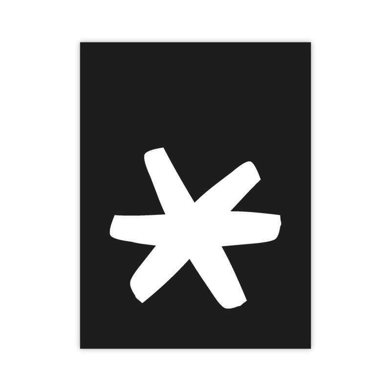 Letterslinger - symbool *
