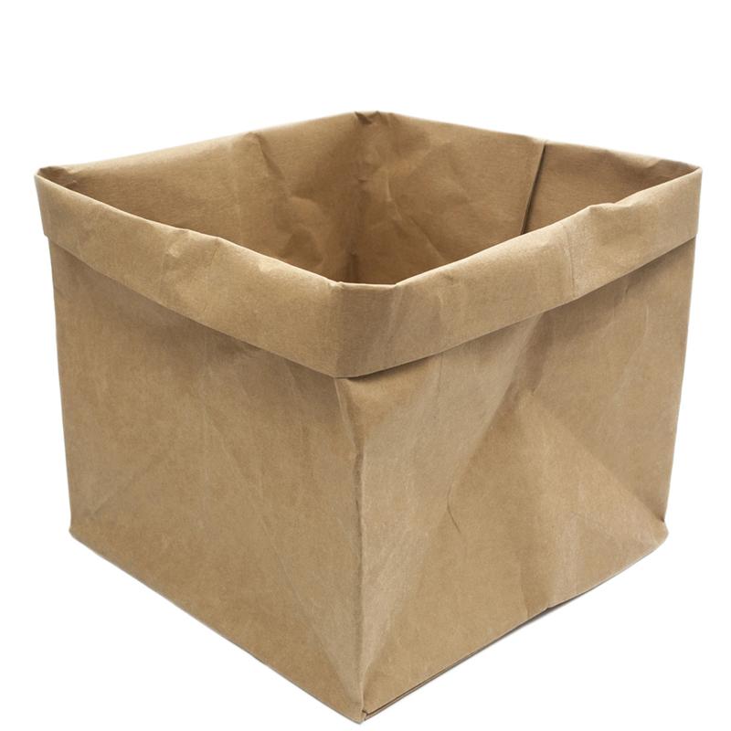 HOP - Paperbag L kraft