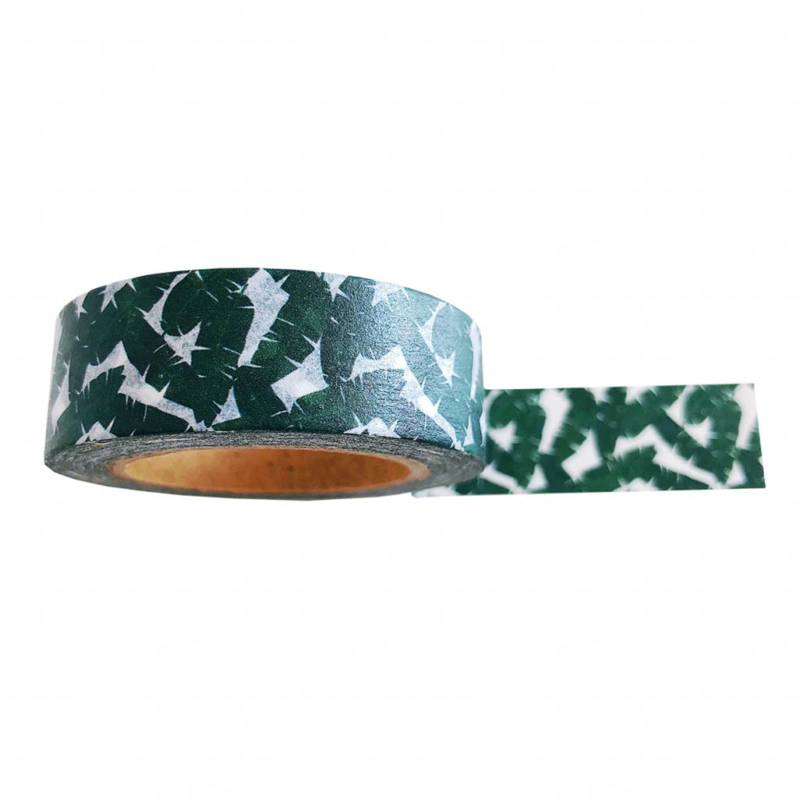 Masking tape Leaves