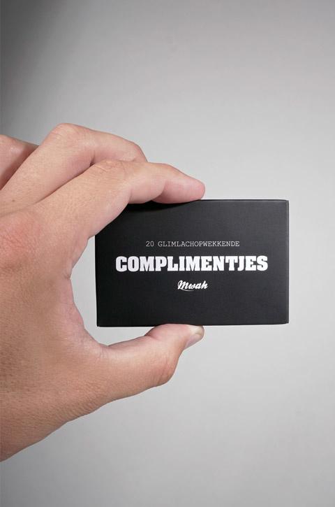 Mwah - complimentjes