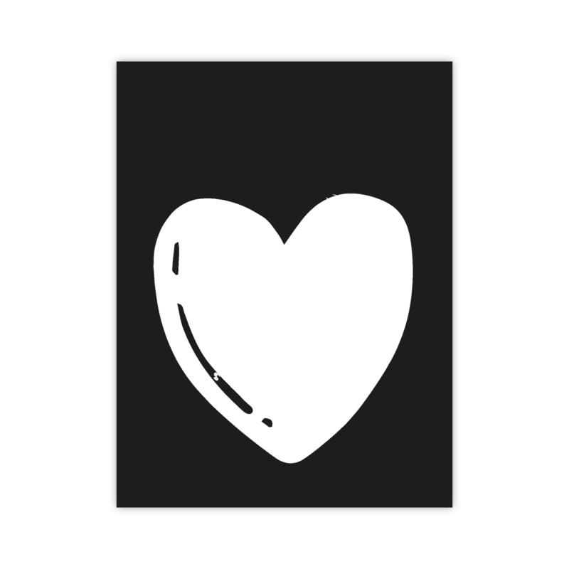 Letterslinger - symbool hart