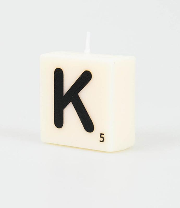Letterkaars - K