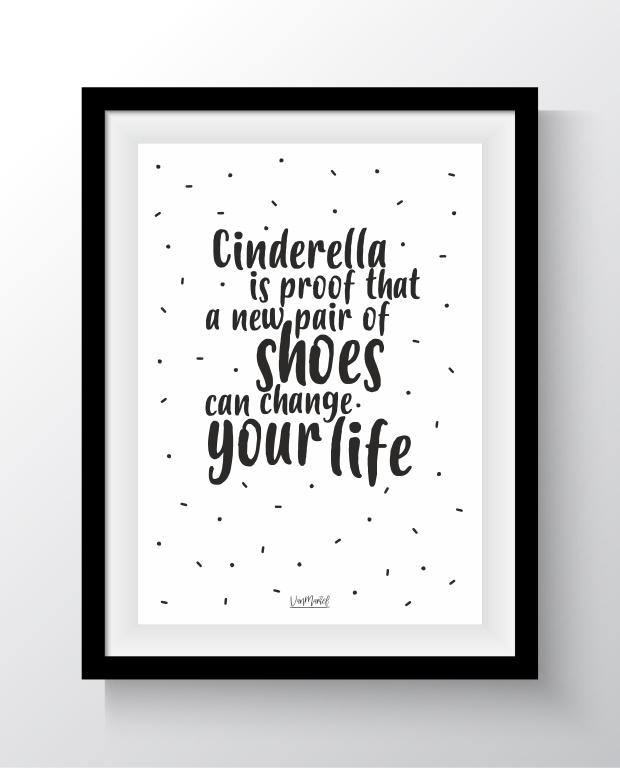 Cinderella is proof that