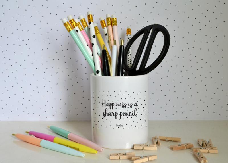 Pennenbakje happiness