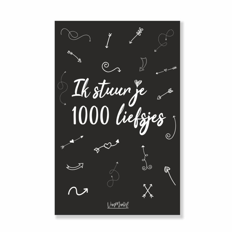 Kadokaart | 1000 liefsjes