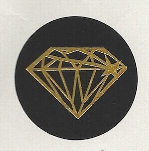 Diamant   35 mm (goud)