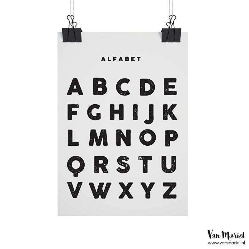 A4 | Alfabet