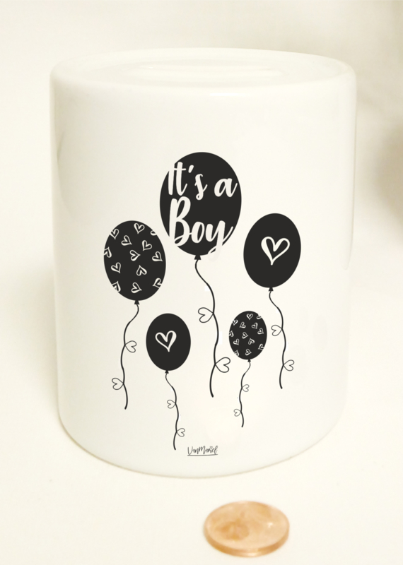 SPAARPOT - It's a Boy
