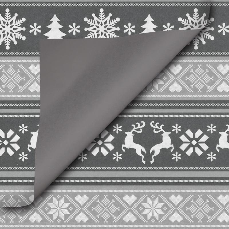 Scandinavische kerst   2 meter