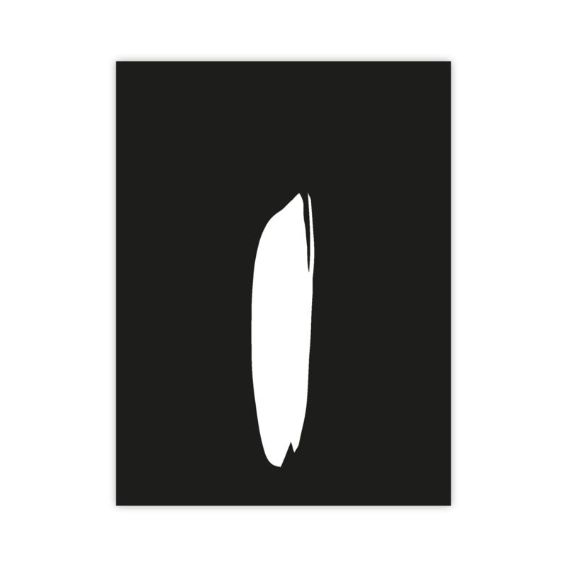 Letterslinger - letter I