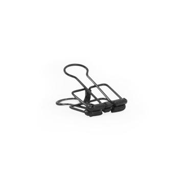 Binder clips Zwart | 19 mm