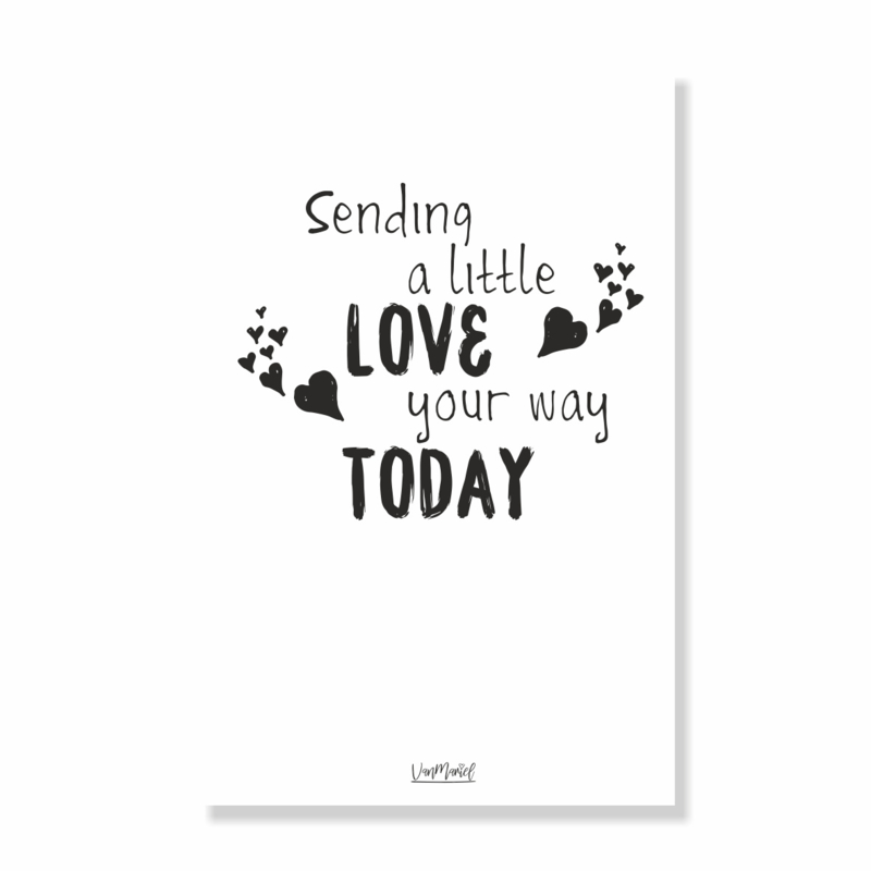 Kadokaart | Sending a little love