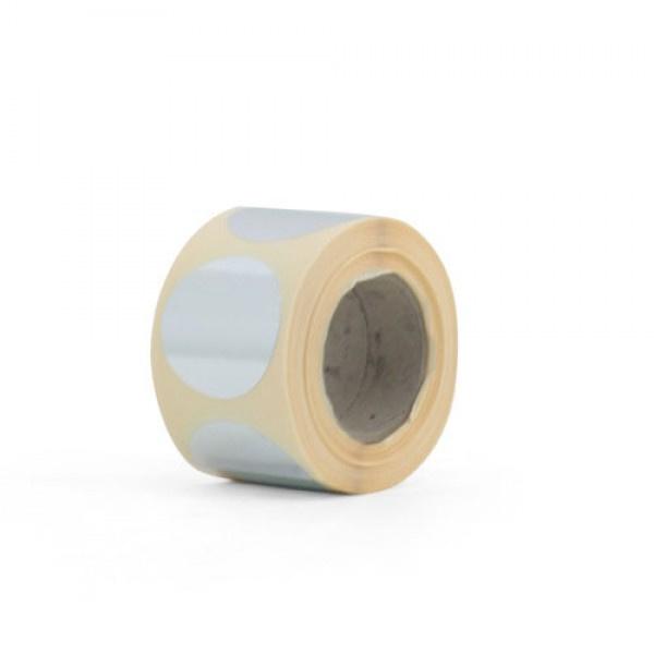 Sluitzegel rond | 43 mm (zilver)