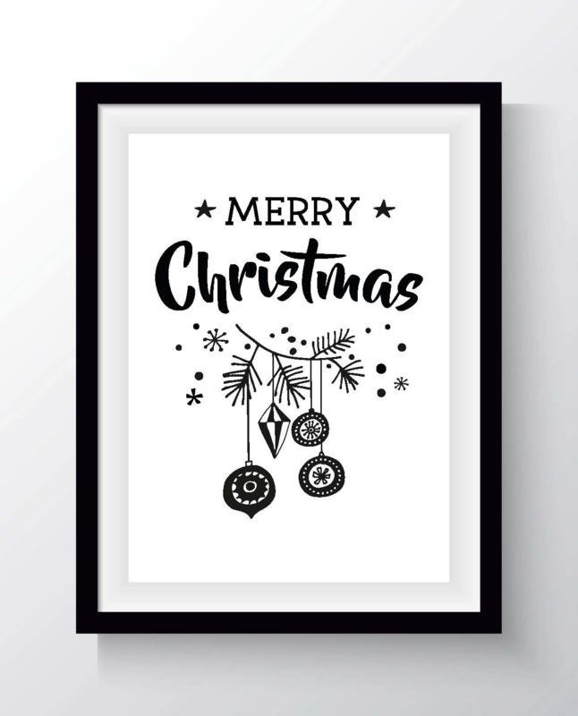 Merry christmas kersttak