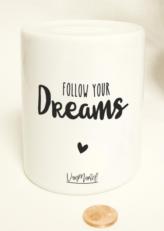 SPAARPOT - FOLLOW YOUR DREAMS