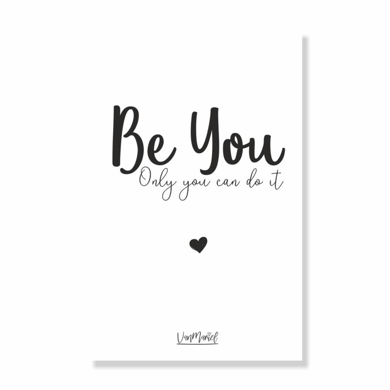 Kadokaart | Be You