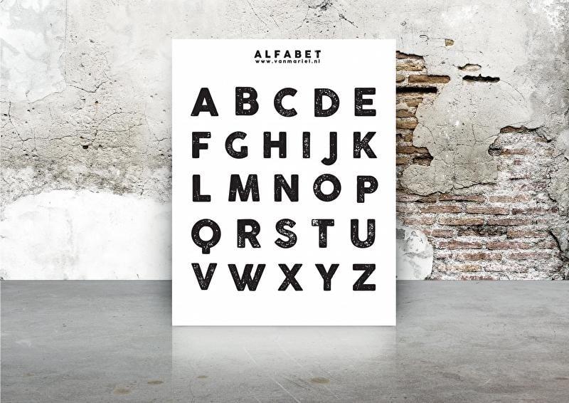 A5 | Alfabet