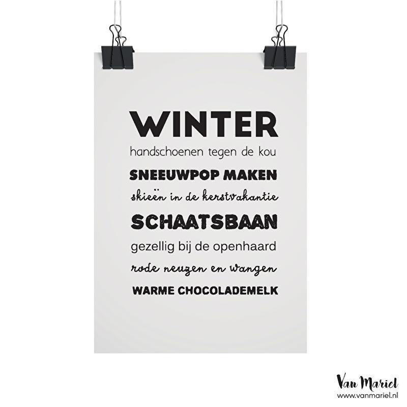 A6 | Seizoen Winter