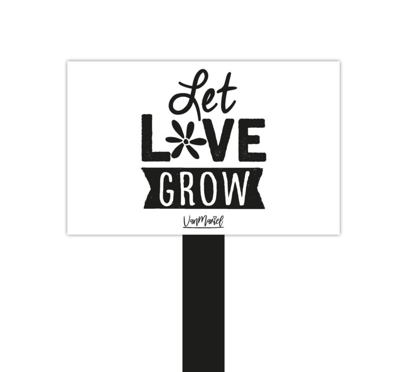 Plantensteker | Let love grow