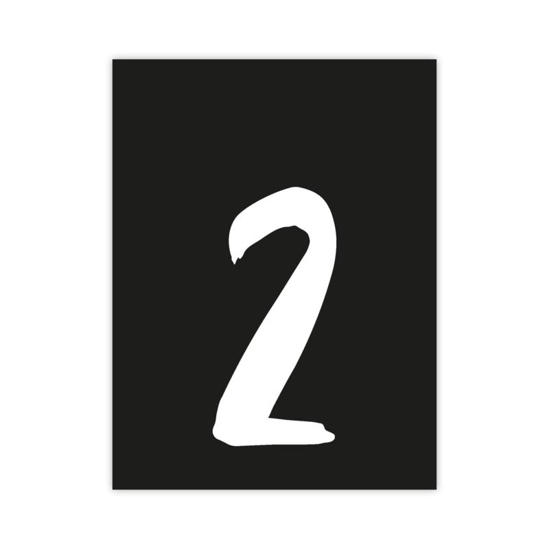Letterslinger - cijfer 2