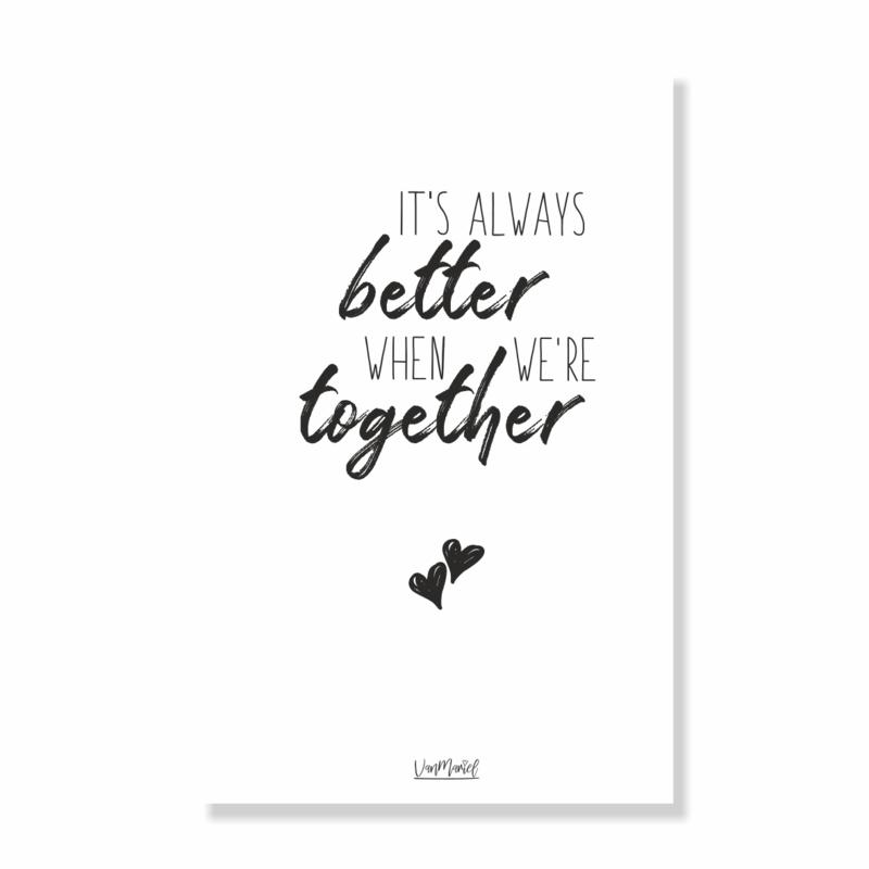 Kadokaart | Always better together