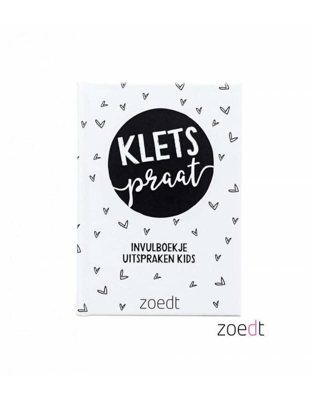Zoedt - Kletspraatboekje