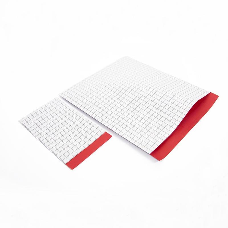Grid rood A4 28x31,5 cm
