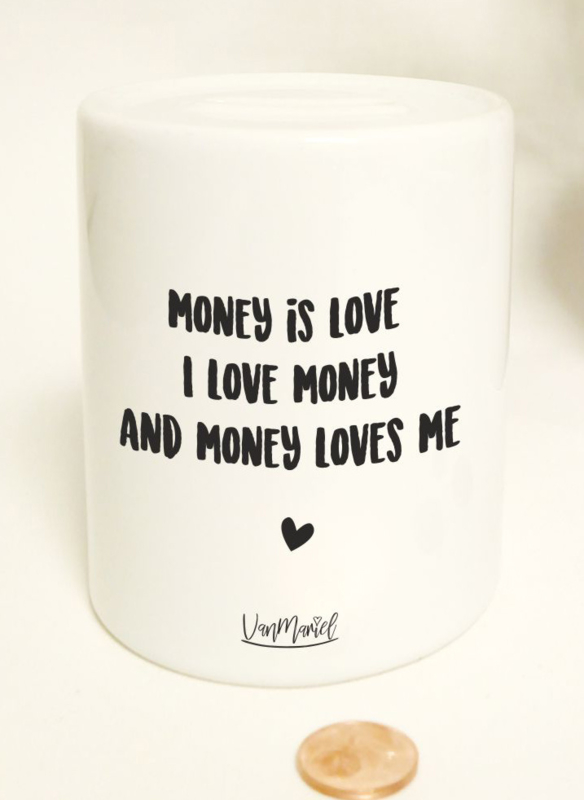SPAARPOT - Money is love