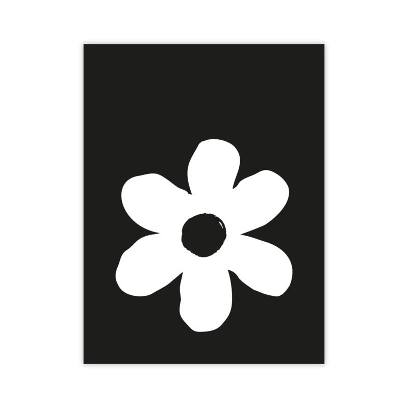 Letterslinger - symbool bloem