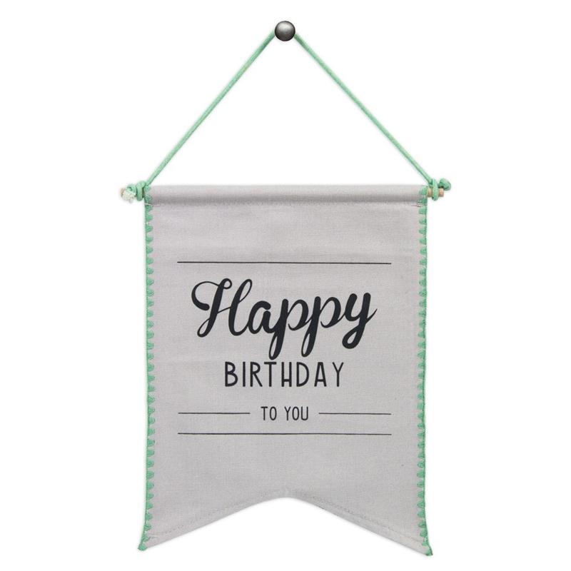 Wimpel | Happy Birthday