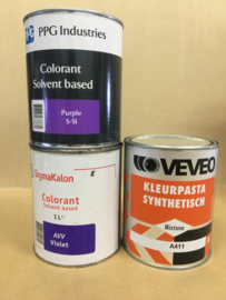SIGMA Colorant A16 - True Violet - PPG Colorant AVV - 1 liter
