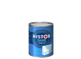Histor Perfect Base Tegelverf - alle kleuren leverbaar -1 liter