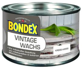 Bondex Vintage Wax - Zilver - 250 ml