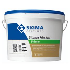 Sigma Siloxan Prim Aqua - Wit - 10 liter