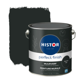 Histor Perfect Finish Muurverf Mat - Starless Sky - 2,5 liter