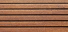 Vlonderbeits Dark Teak - 5 liter - Voor verouderd hout