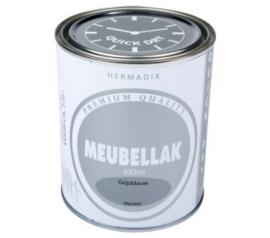 Hermadix Meubellak extra Krijtmat - Grijsbeige - 0,75 liter