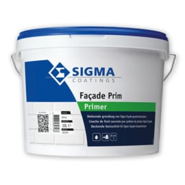 Sigma Facade Prim Primer - Wit - 10 liter
