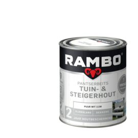 Rambo Tuin- & Steigerhout