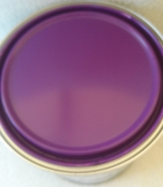 TURBO PAARS - Hoogglans 1 liter - HISTOR Acryl - kras en slijtvast