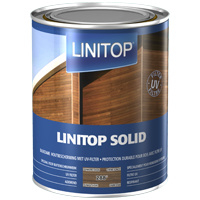 Linitop Solid - Licht Eiken - 2,5 liter