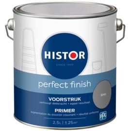 Histor Perfect Finish Voorstrijk / Primer - Grijs - 2,5 liter
